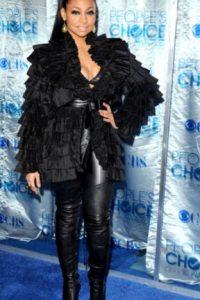 Raven Simmons estuvo en Matrix y no volvió. Foto:Getty Images