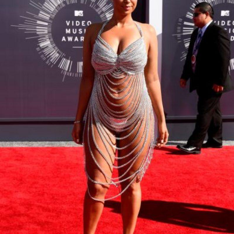 ¿Se acuerdan de este vestido para los MTV VMA`s? Foto:Getty Images