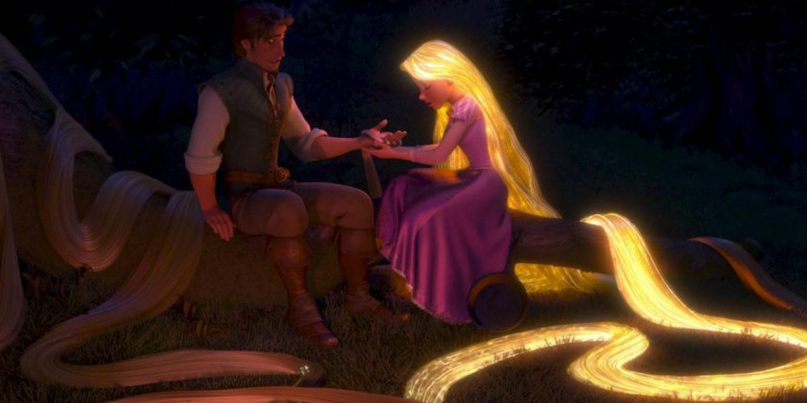 No forzarlo a la hora de peinar. Foto:Disney