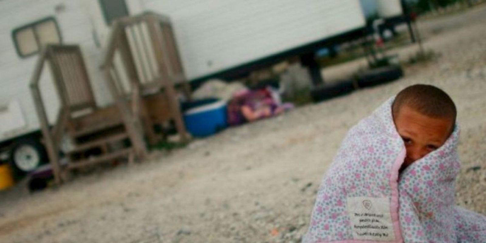 Mientras que un 23% de las personas de ambos sexos refieren maltratos físicos cuando eran niños. Foto:Getty Images