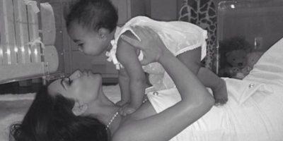 Las 7 veces que Kim Kardashian NO ha sido la madre perfecta