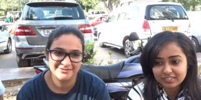 """Hablaron de la regularidad con lo que lo hacían: """"depende del humor"""". Foto:NisheethTV/Youtube"""