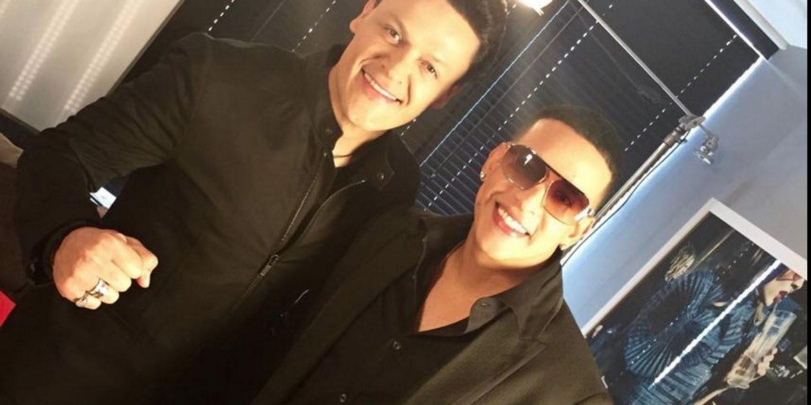 Foto:Facebook Daddy Yankee