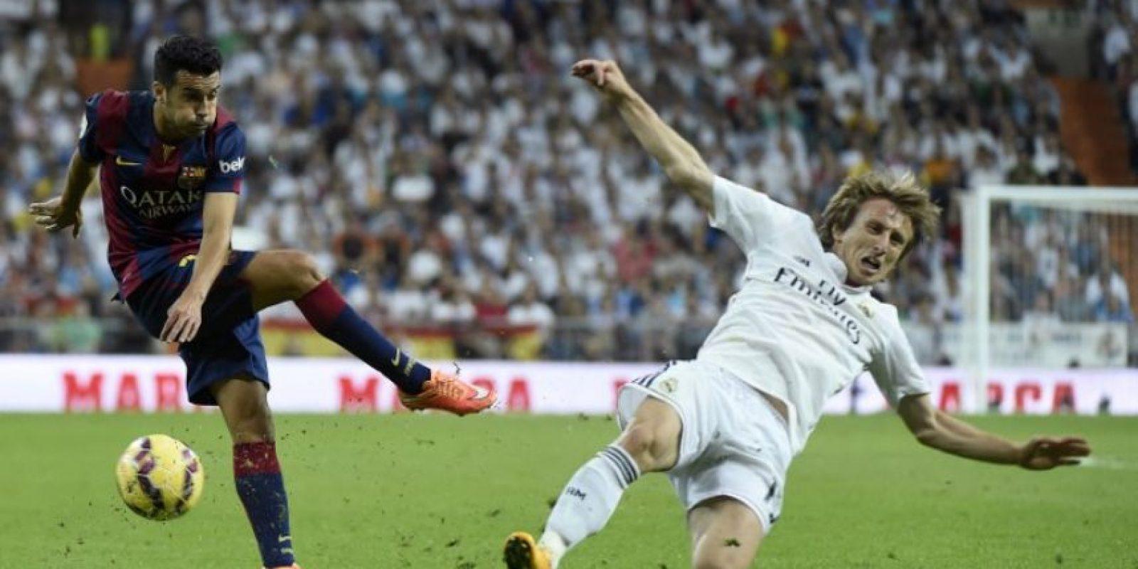 La historia entre el Barcelona y el Madrid ha tenido varios episodios de drama para ambos lados. Foto:AFP