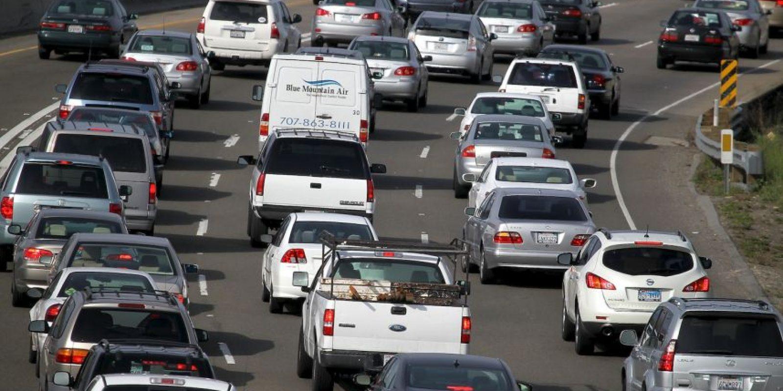 3. Salir con tiempo de sobra: Planificar su hora de salida les ayudará a sortear posibles contratiempos Foto:Getty Images