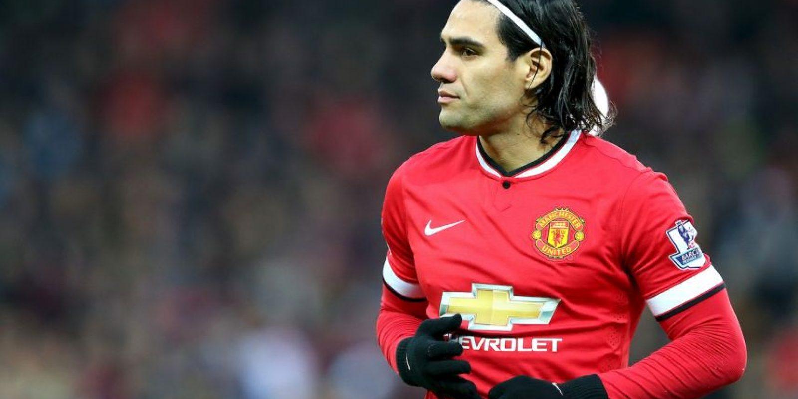 Solo ha marcado cuatro goles con el United Foto:Getty Images