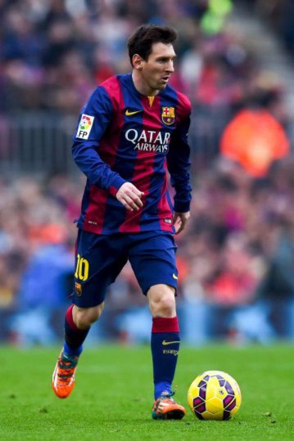Deslumbró con su actuación en los octavos de final de la Champions League Foto:Getty Images