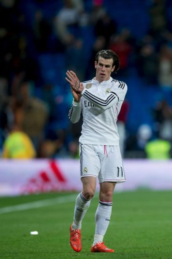 Uno es Gareth Bale Foto: Getty Images
