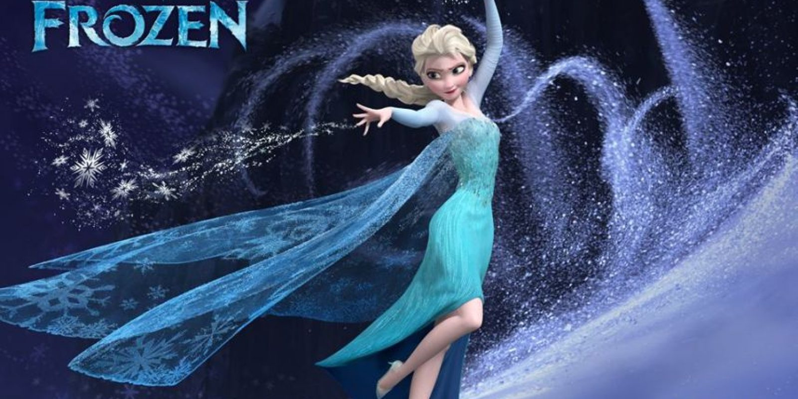"""Elsa"" de la cinta ""Frozen"" Foto:Facebook / Frozen"
