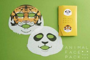 Pack de cara animal Foto:Upsocl