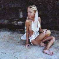 Christie Swadling actualmente tiene 18 años Foto:Instagram @christieswadling