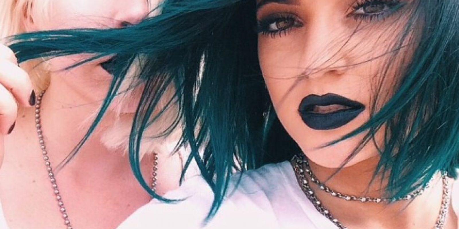 Kylie Jenner Foto:Instagram @kyliejenner