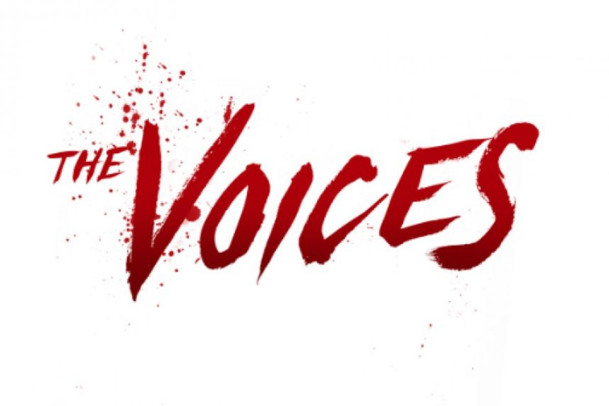 """The Voices"" Foto: Vía Twitter @TheVoicesMovie"