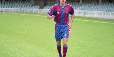 El técnico del Barcelona que jugó para este club y para el Madrid tiene un historial importante en los clásiscos. Foto:Publinews