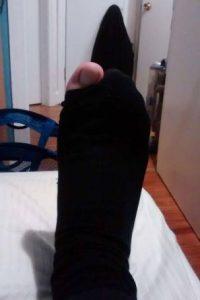 El único dedo del pie con frío. Foto:BuzzFeed