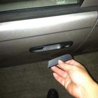 Que se rompa la manija del carro Foto:BuzzFeed
