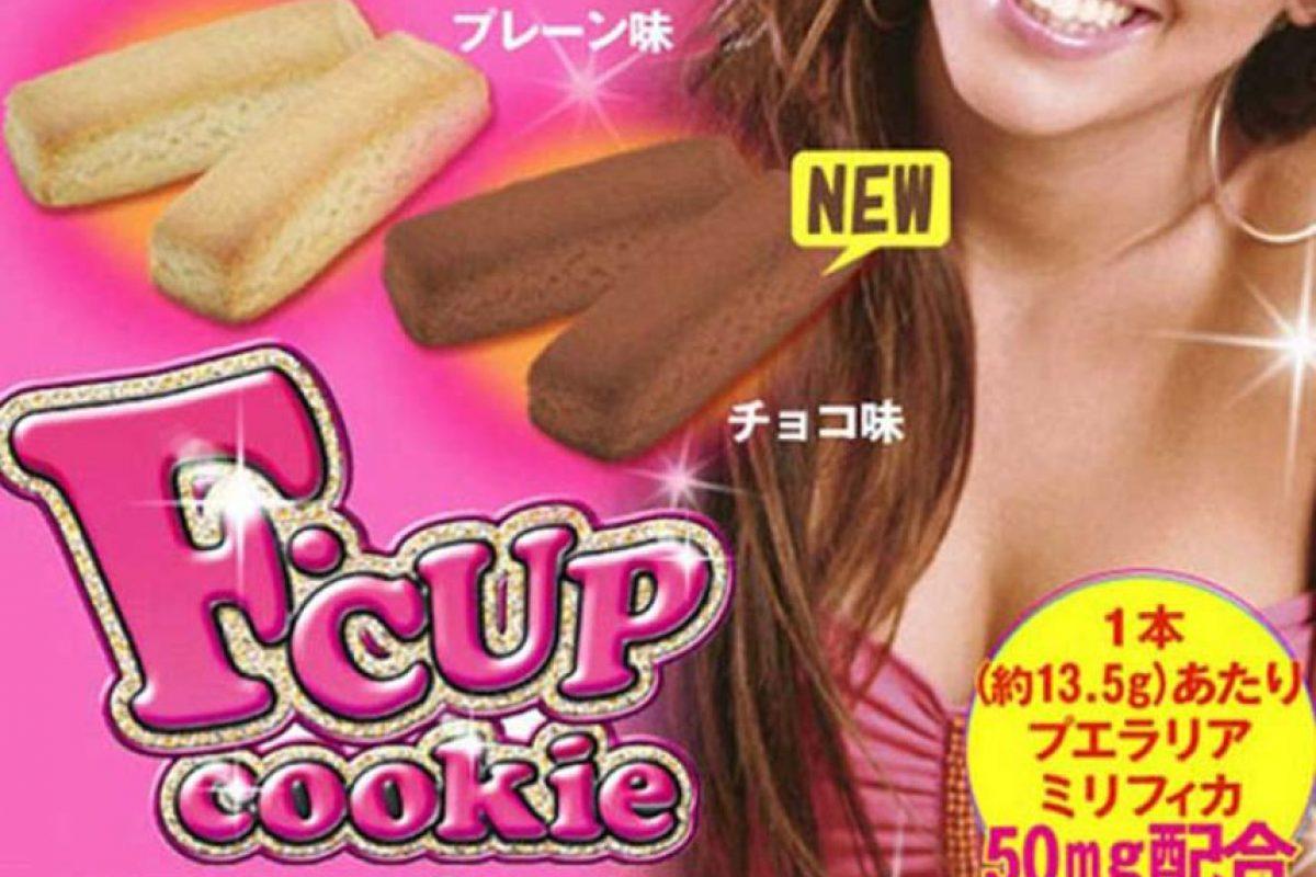 Galletas que aumentan los senos Foto:Upsocl