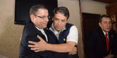 Edwin Escobar buscará su reelección en Villa Nueva con Líder