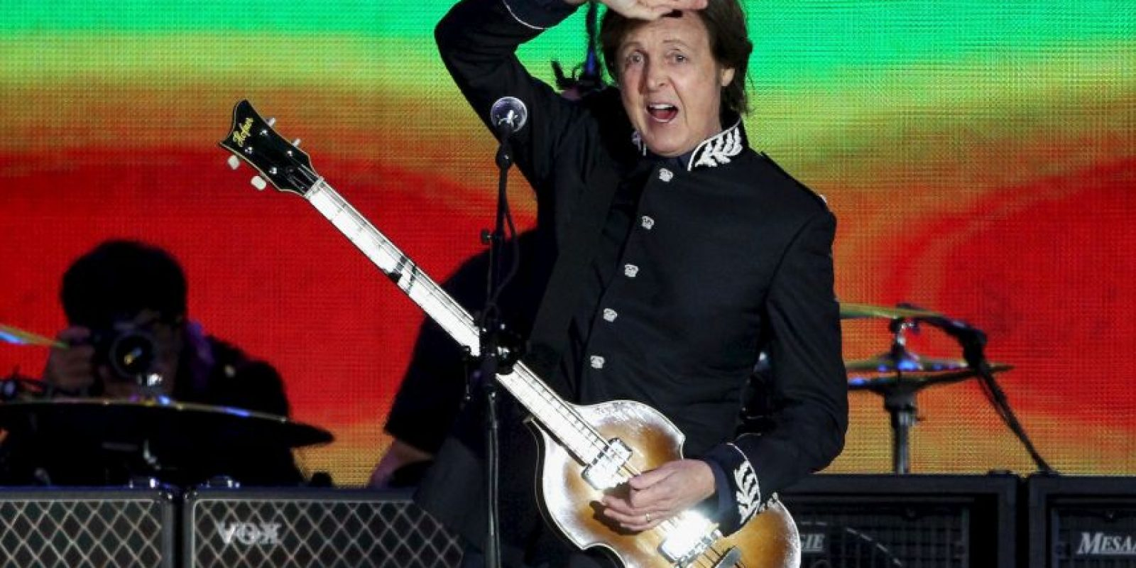 "Paul McCartney ganó fama mundial por ser miembro de la legendaria banda ""The Beatles"" Foto: Getty"