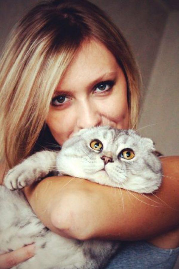 Ella es Lena Komleva, la rusa que supuestamente buscama marido que la embarazara. Foto:Vía Vkontakk