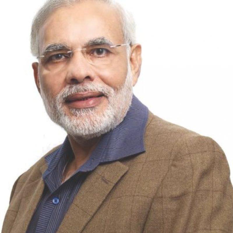 1. Narendra Modi prueba el agua: en febrero, el primer ministro hindú decidió subastar los regalos que había recibido para recauar fondos para limpiar el contaminado río Ganges. Foto:Especial