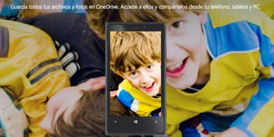 OneDrive de Microsoft está ganando mucho terreno en el tema. Foto:https://onedrive.live.com/