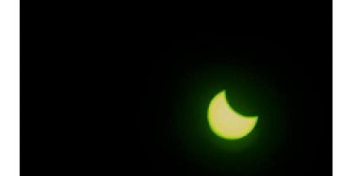 VIDEOS: Los mejores momentos del eclipse solar