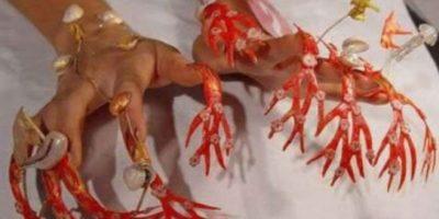 FOTOS: 14 horribles cosas que nadie debería hacer con sus uñas