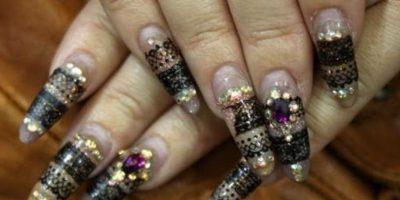 Esto hará que se rechacen las uñas acrílicas. Foto:Pinterest