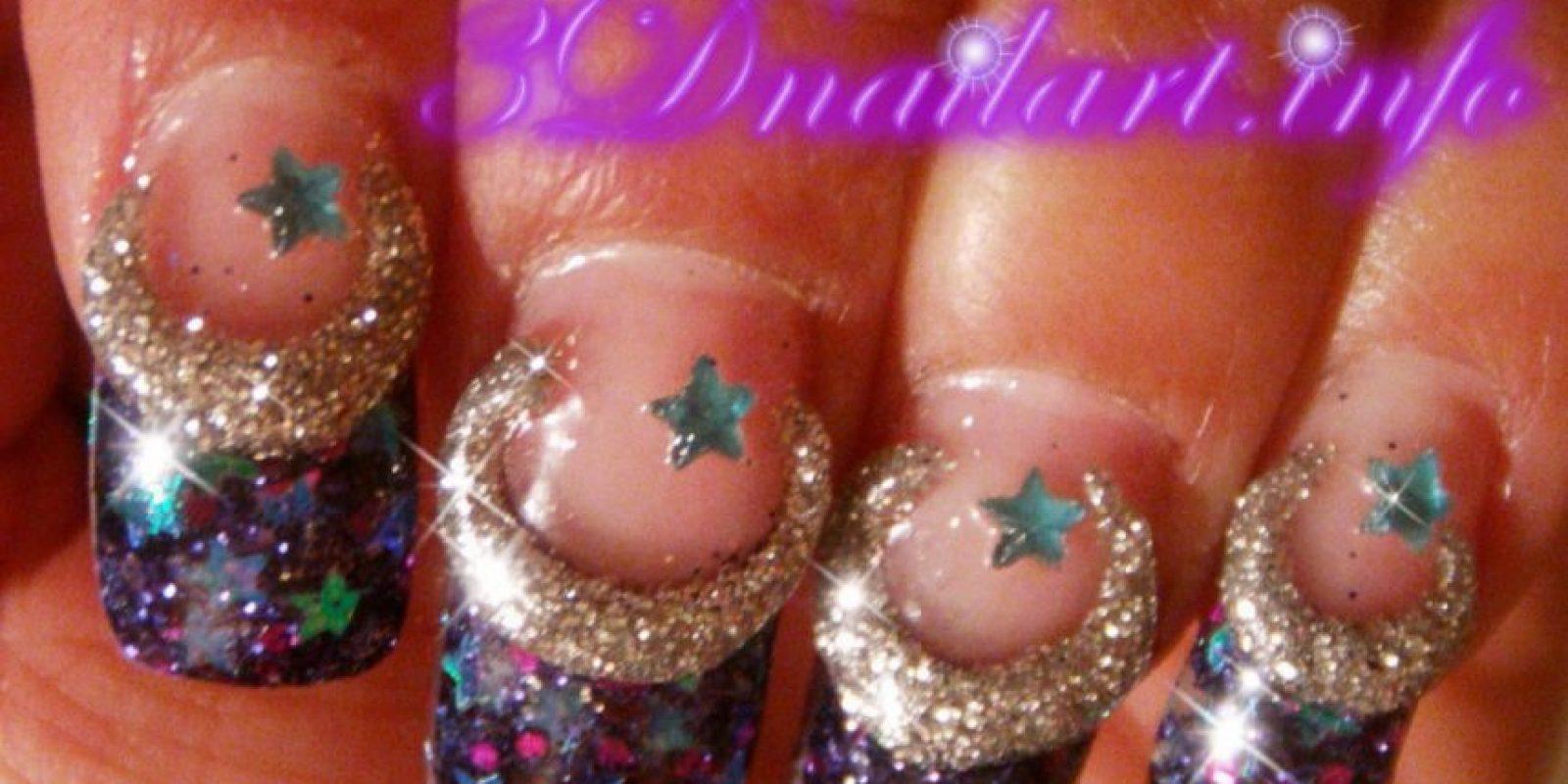Sobre todo, ir con un manicurista recomendado. Foto:Pinterest