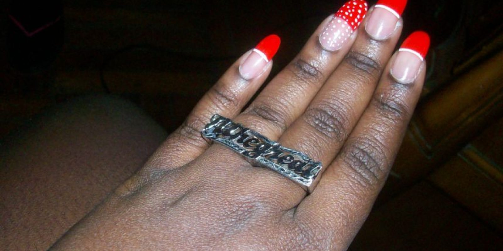 Piensen en lo que harán con estas enormes uñas. Foto:Pinterest