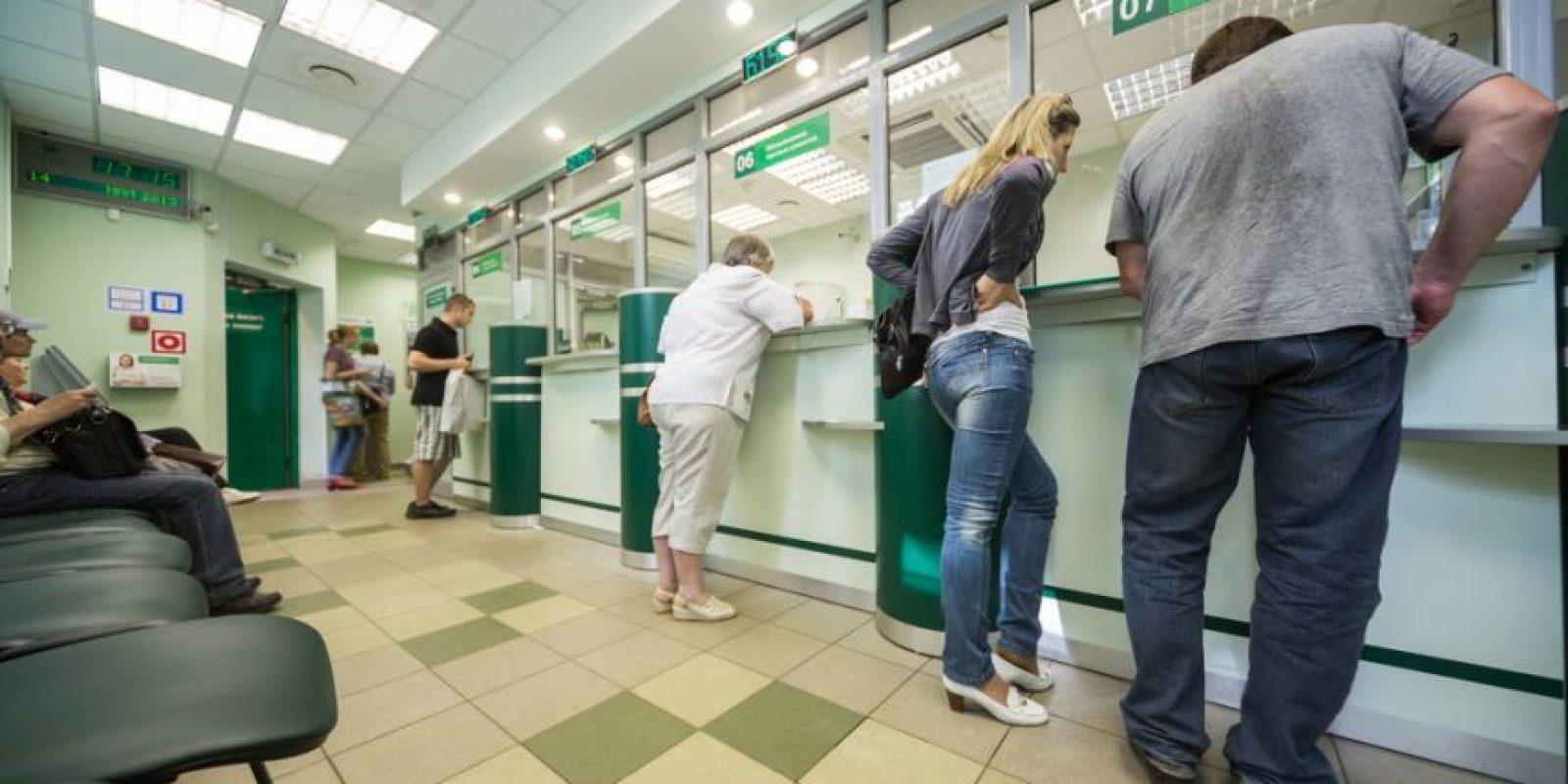 Según las investigaciones, los sindicados obviaban pasos para otorgar los préstamos. Foto:Agencias