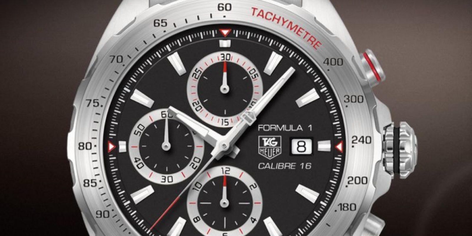 Tag Heuer combina perfectamente el diseño elegante y casual con la funcionalidad y exactitud. Foto:tagheuer.com