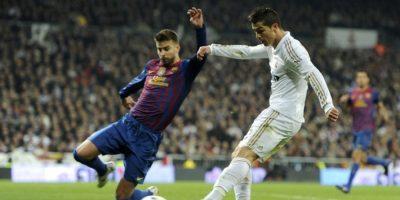 El portugués se ha convertido en el máximo anotador madridista contra el Barça en los últimos años. Foto:AFP