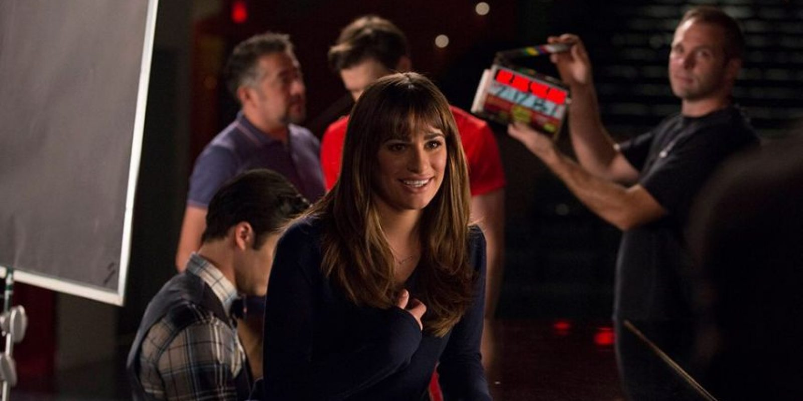 Lea Michele Foto:Facebook: Glee