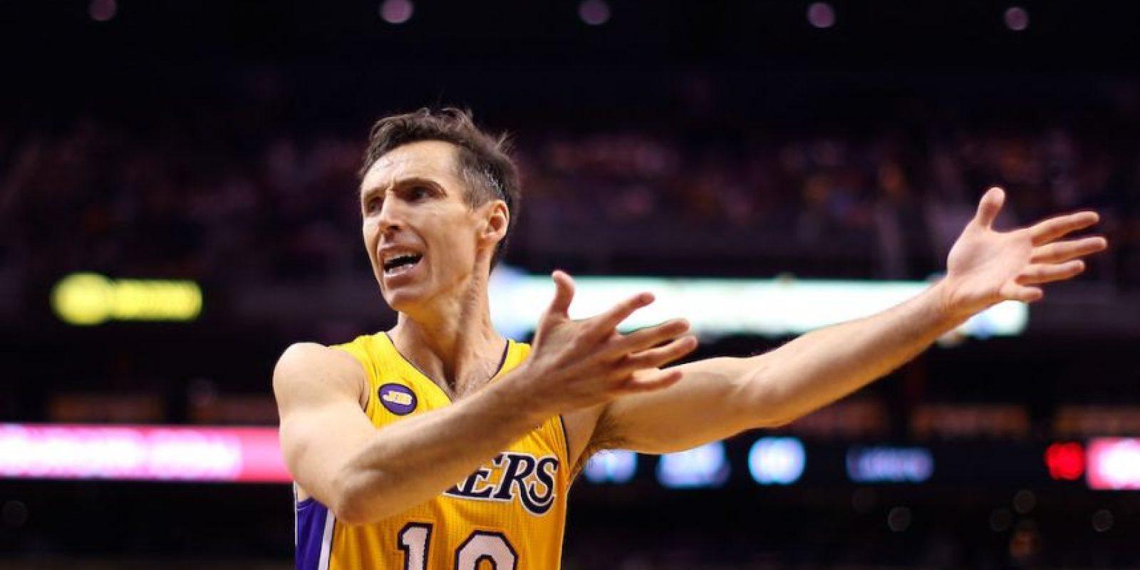 Era base de Lakers de Los Angeles. Foto:Getty Images