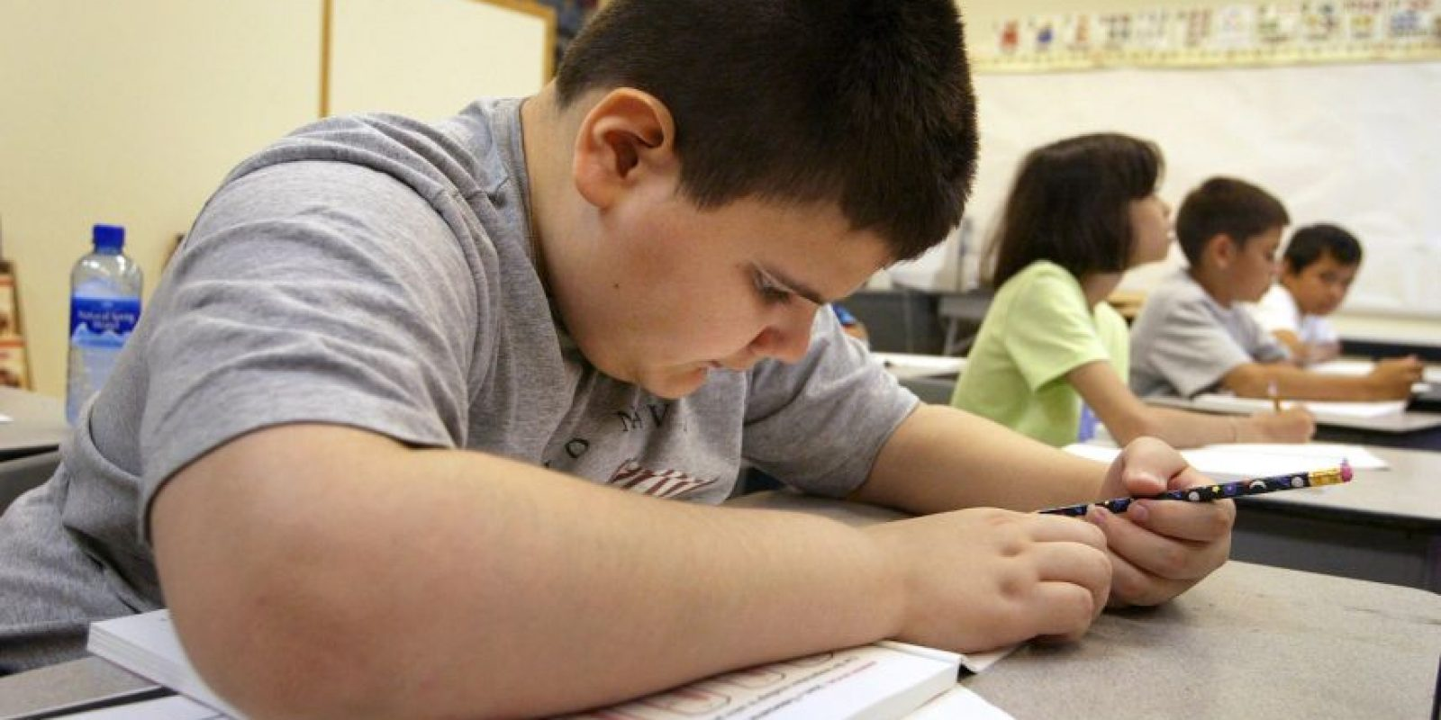Cuando se aproxime el examen, tienen que repasar para estar seguros de ello. Foto:Getty Images