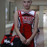 Quinn (Dianna Agron) Foto:Facebook: Glee