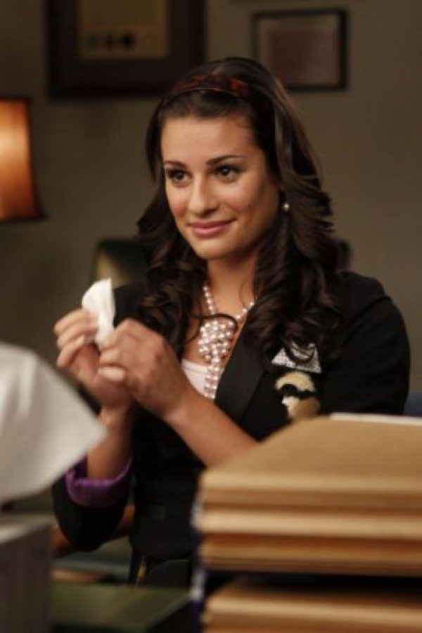 Rachel (Lea Michele) Foto:Facebook: Glee