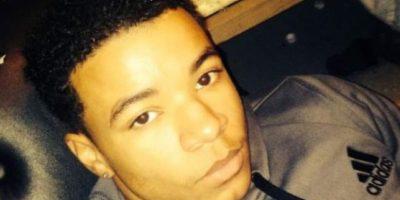 El joven estadounidense Ryan Mangan se tomó un selfie con el cuerpo de su compañero de clase Maxwell Marion Morton, a quien habría asesinado minutos antes. Foto:Pittsburgh Tribune-Review