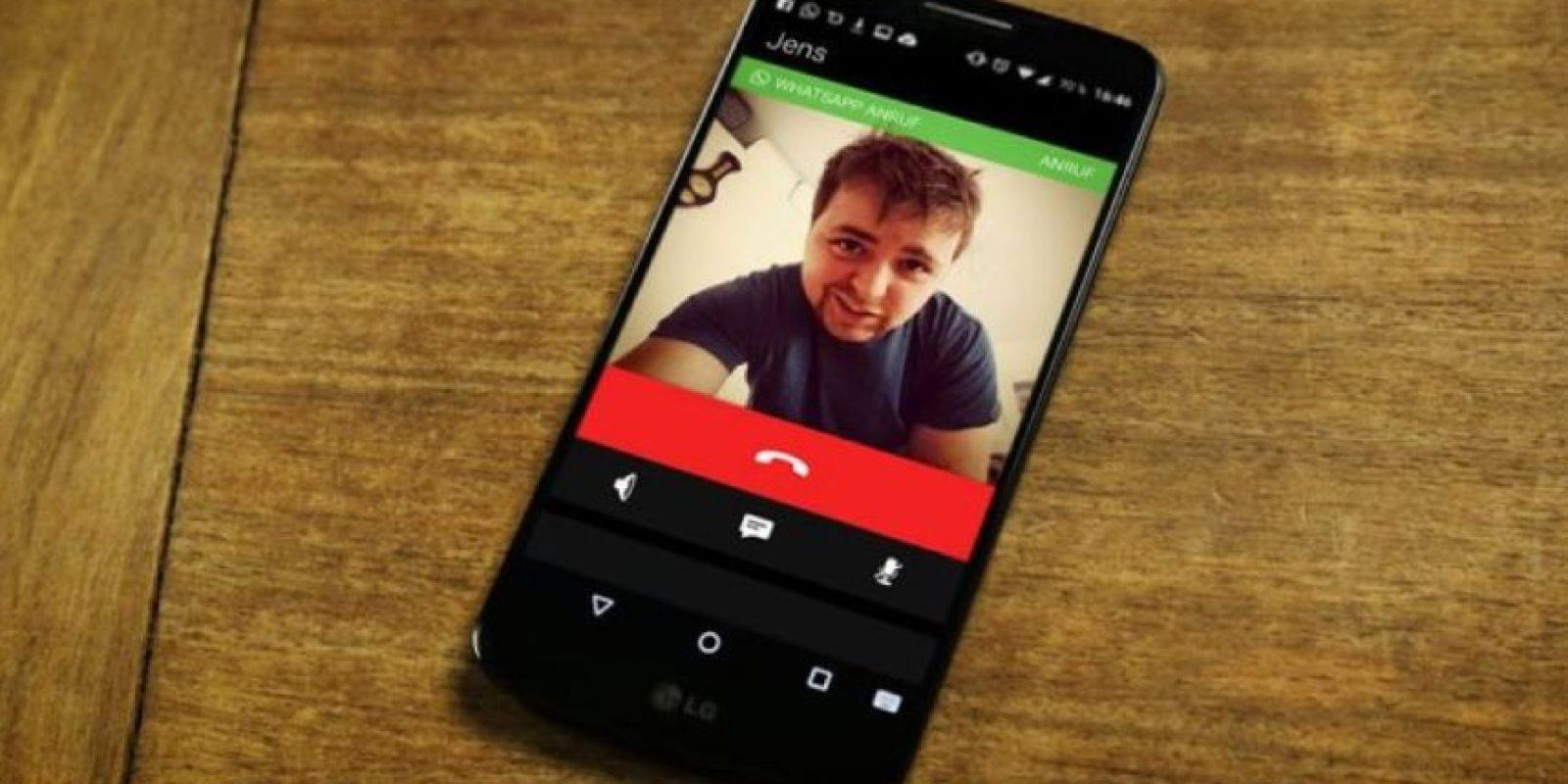 Las llamadas gratis en WhatsApp son un objeto de estafas. Foto:Pinterest