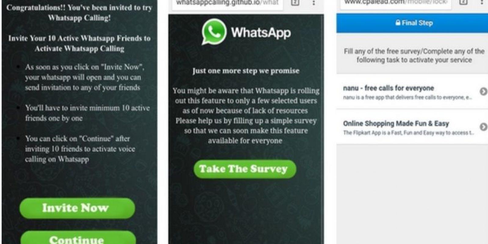 Hackers se aprovechan del deseo de tener llamadas gratis. Foto:Deccan Chronicle