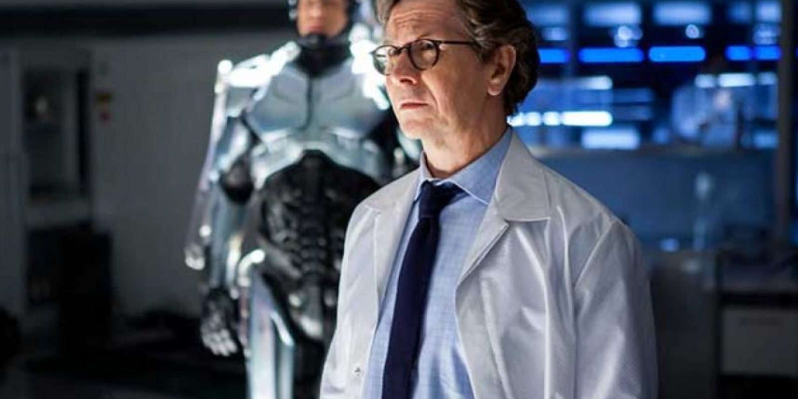 "Dr. Dennett Norton en ""RoboCop"". Foto:Columbia Pictures"