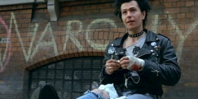 "Sid Vicious en ""Sid and Nancy"". Foto: Samuel Goldwyn Company"