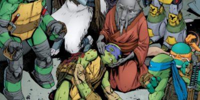FOTOS. Muere Donatello de las Tortugas Ninja