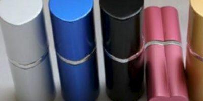 Labiales con gas pimienta: inocente artefacto, puede ser un arma potencial. Foto:Flickr