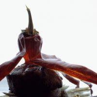 El alegre pescado zarandeado Foto:Cortesía: Restaurante Dulce Patria