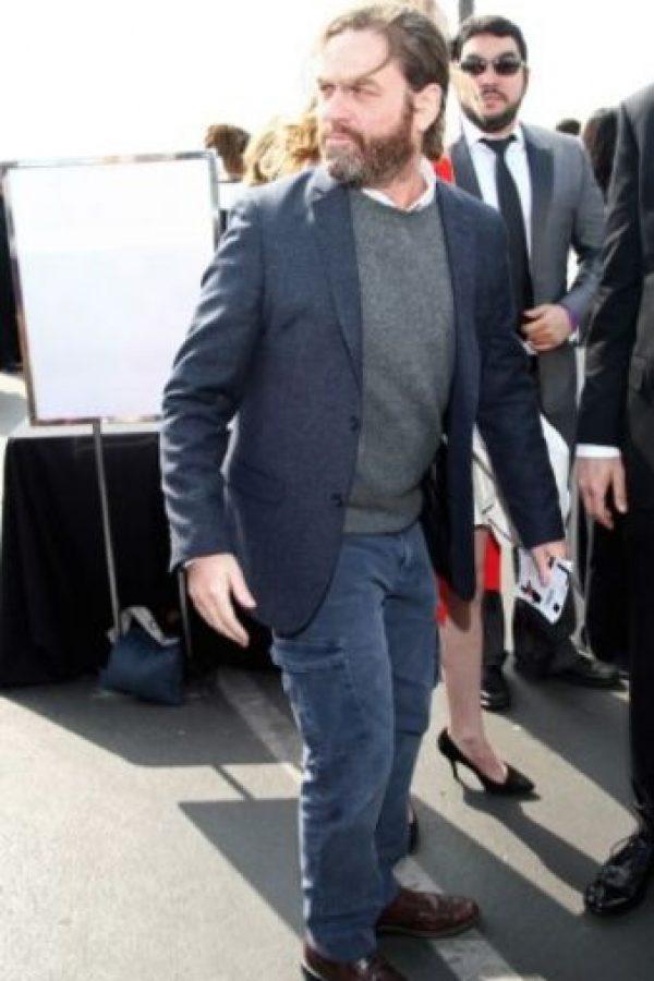 Ahora el actor luce asi Foto:Getty Images