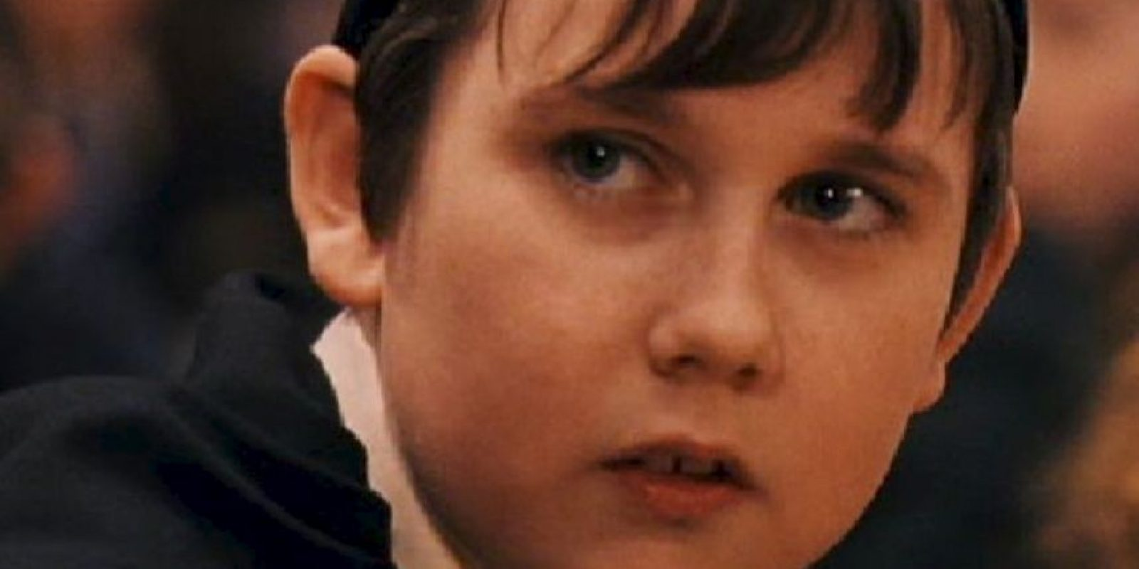 "Matthew Lewis interpretó a ""Neville Longbottom"" en la saga ""Harry Potter"" Foto: Warner"