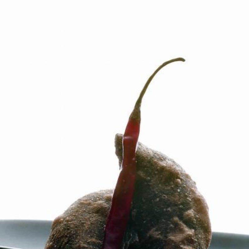 Quesadillas oscuras de huitlacoche Foto:Cortesía: Restaurante Dulce Patria